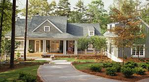 southern living house plans lakeside cottage william h phillips southern living house plans
