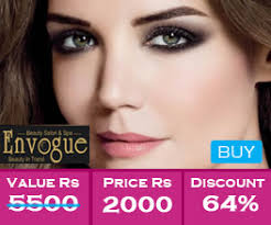 haircut deals lahore get amazing party make up done from envogue salon chalo pk