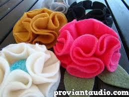 membuat kerajinan bros 23 kumpulan tutorial membuat bros dari kain flanel ragam kerajinan