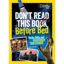 don t read this book before bed national geographic store