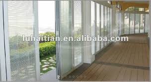 Glass Blinds Rolling Blind Between The Glass Blind In Double Glass Insulated