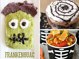 Food Idea For Halloween Party by 35 Creative Halloween Party Food Ideas Kids And Adults Will Love