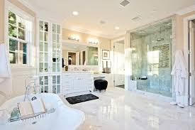 master bathrooms ideas 34 luxury white master bathroom ideas pictures