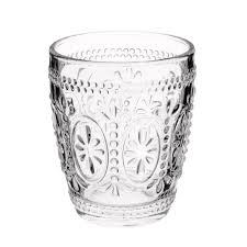 bicchieri vetro bicchiere in vetro maisons du monde