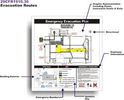 emergency evacuation floor plan template fire emergency evacuation plan template