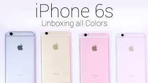 iphone 6s unboxing u0026 color comparison gold space