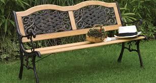 Paint For Metal Patio Furniture - bench modern outside furniture stunning metal garden bench