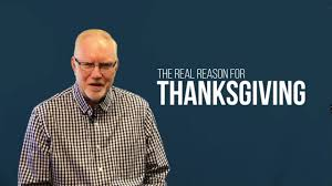 the reason we celebrate thanksgiving