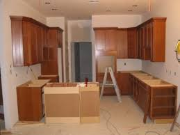 Double Sided Kitchen Cabinets by Double Sided Wall Dividing Kitchen Cabinets