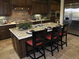 eat in island kitchen eat in kitchen island kitchen design