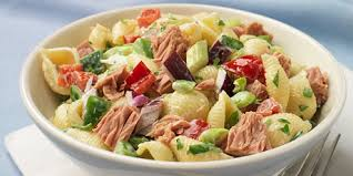 pasta salad with tuna tuna pasta salad cook diary