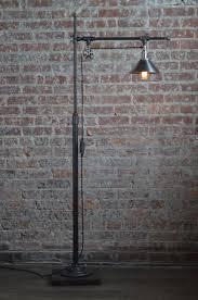 Pulley Floor L Industrial Standing L Reading Floor L Pipe L Steel