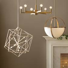 Chandelier Light Fixtures Modern Lighting Allmodern