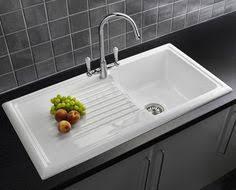 farmhouse sink with drainboard farmhouse kitchen apron sink with single drain board 1930s cast