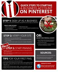 Create New Business Email Account by Quick Steps To Starting A Business Account On Pinterest