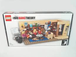 review 21302 the big bang theory rebrickable build with lego