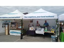 jul 29 island authors book store at eisenhower park