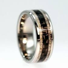deer antler wedding band 25 unique antler wedding rings wedding idea