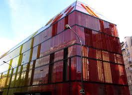 ecole chambre de commerce ecole novancia 15eme architecture insolite et contemporaine le