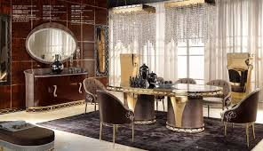 luxurious furniture luxury dining room cappelletti lilium