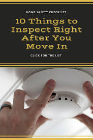 Condo Home Inspection Checklist by Best 25 Home Safety Checklist Ideas On Pinterest New Home