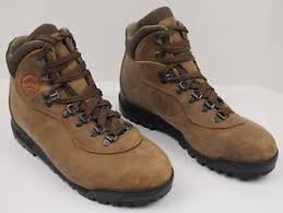 asolo womens hiking boots canada asolo s leather hiking trail boots size 8 5 ebay