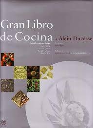 livre de cuisine grand chef grand livre de cuisine collection alain ducasse