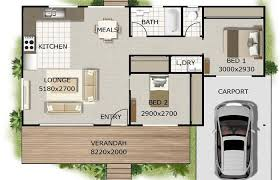 two bedroom cottage plans cottage house plans 2 bedroom plan six split with two master