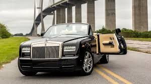 roll royce roylce test driving the 2015 rolls royce phantom drophead coupe