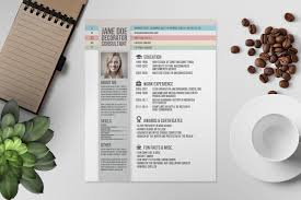 what is the best resume font size and format infographic most