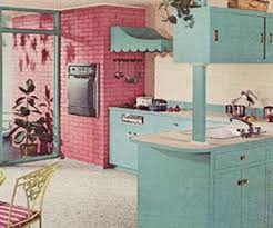 pink retro kitchen collection retro decor collection