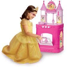 Kitchen Princess Disney Princess Magical Play Kitchen Walmart Com