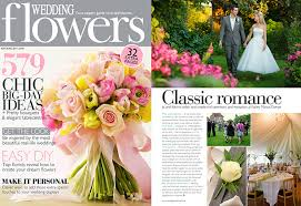 wedding flowers magazine wedding flowers magazine