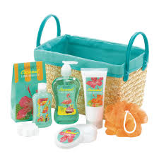New Home Gift by Body Care Gift Set Coconut Lime Luxury Spa Gift Basket For Mom Ebay