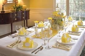 Dinner Table Decoration 15 Dining Table Decoration Sles Dinner Table Settings Easter