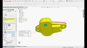 view layout alloy solidworks simulation thermal stress analysis youtube