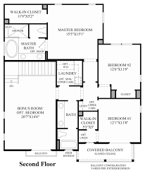 Wisteria Floor Plan by Cordova At Gale Ranch The Rosata Home Design