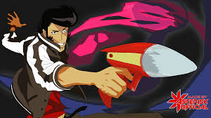 space dandy space dandy wallpaper 4k by officialasterisk on deviantart