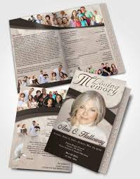 funeral program template funeral program templates printable funeral programs