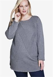 s plus size sweaters cardigans