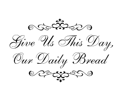kitchen vinyl wall decal kitchen the heart of the home lettering christian wall decal give us this day our daily bread vinyl wall decal religious wall quote saying living room family kitchen