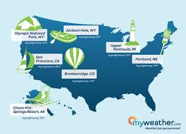 Vacation Locations Coolest Most Overlooked Vacation Destinations For The Summer