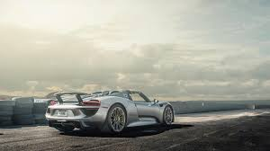 porsche 918 wallpaper 2011 porsche 918 spyder 2 wallpapers wallgem free download 4k
