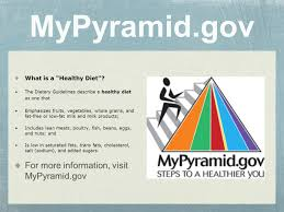 nutrition back to the basics u2026the food pyramid ppt download