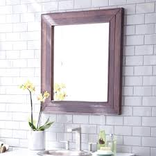 cabernet reclaimed oak framed wall mirror mr134 native trails