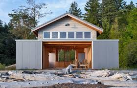 designed by seattle architects bosworth hoedemaker these plywood