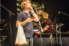 Meme Video - the video of trey anastasio walking on stage as his meme makes it