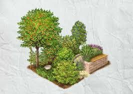 Garten Gestalten Mediterran Nasch U0026 Kräutergarten Obi