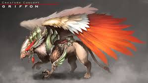 creature griffon by reaper78 on deviantart