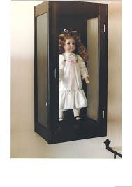 Antique German Display Cabinet Rosewood Doll Display Cabinet Finewoodworking